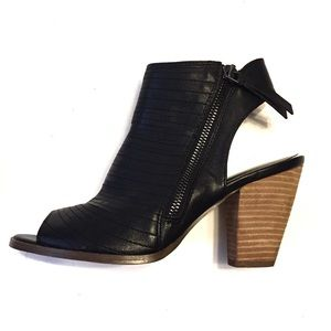 Lauren Blackwell Shoes - Lauren Blackwell Aria Black Bootie